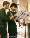 """12.IX MITO per la città: Duo di clarinetti • <a style=""""font-size:0.8em;"""" href=""""http://www.flickr.com/photos/28437914@N03/9784517075/"""" target=""""_blank"""">View on Flickr</a>"""