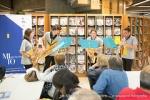 "19.IX.14 MITO per la città Biblioteca Civica Bonhoeffer • <a style=""font-size:0.8em;"" href=""http://www.flickr.com/photos/28437914@N03/15272952456/"" target=""_blank"">View on Flickr</a>"