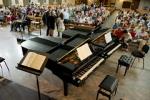"""16 IX 2012 MITO per la città - Concerto del Coro e solisti del Teatro Regio nella Chiesa di San Giovanni Maria Vianney • <a style=""""font-size:0.8em;"""" href=""""http://www.flickr.com/photos/28437914@N03/7996045974/"""" target=""""_blank"""">View on Flickr</a>"""