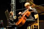 """15 IX 2012 MITO per la città - Concerto del Duo violoncello e pianoforte del Conservatorio Giuseppe Verdi di Torino • <a style=""""font-size:0.8em;"""" href=""""http://www.flickr.com/photos/28437914@N03/7991320664/"""" target=""""_blank"""">View on Flickr</a>"""
