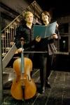 """15 IX 2012 MITO per la città - Concerto del Duo violoncello e pianoforte del Conservatorio Giuseppe Verdi di Torino • <a style=""""font-size:0.8em;"""" href=""""http://www.flickr.com/photos/28437914@N03/7991311791/"""" target=""""_blank"""">View on Flickr</a>"""