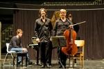 """15 IX 2012 MITO per la città - Concerto del Duo violoncello e pianoforte del Conservatorio Giuseppe Verdi di Torino • <a style=""""font-size:0.8em;"""" href=""""http://www.flickr.com/photos/28437914@N03/7991320596/"""" target=""""_blank"""">View on Flickr</a>"""