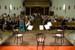 """14 IX 2012 MITO per la città - Concerto del quintetto con clarinetto dell'Orchestra Sinfonica Nazionale della Rai nella Chiesa di San Pio X • <a style=""""font-size:0.8em;"""" href=""""http://www.flickr.com/photos/28437914@N03/7988698980/"""" target=""""_blank"""">View on Flickr</a>"""