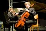 """15 IX 2012 MITO per la città - Concerto del Duo violoncello e pianoforte del Conservatorio Giuseppe Verdi di Torino • <a style=""""font-size:0.8em;"""" href=""""http://www.flickr.com/photos/28437914@N03/7991311531/"""" target=""""_blank"""">View on Flickr</a>"""